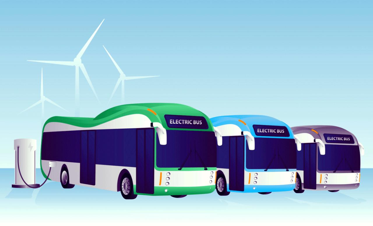 electricbusscharfsinnsstock