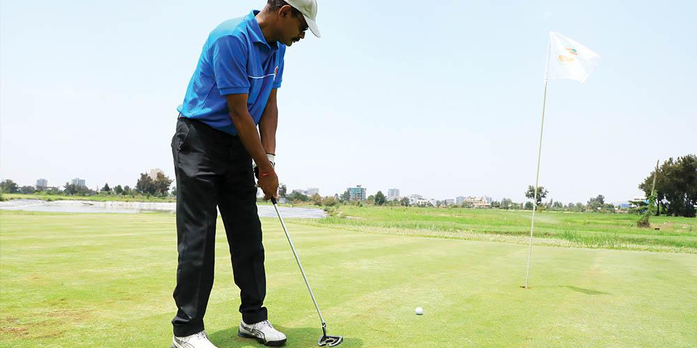 Golfs Resurrection